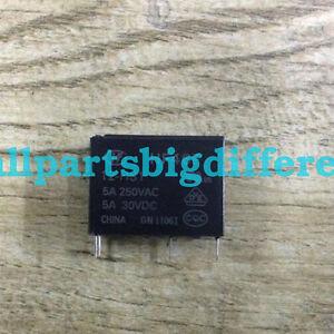 20//50pcs G4A-1A-E-CN-12VDC New Genuine 4Pins Relay 20A250VAC 12V G4A-1A-E-12VDC