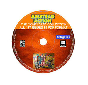 Amstrad-Action-Complete-Magazine-Collection-PDF-All-Issues-CPC-464-6128-GX4000
