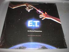 E.T. The Extra-Terrestrial Motion Picture Soundtrack LP John Williams Vinyl NEW