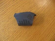 NEW Genuine OEM Ruger SR22 pistol emblem logo black grip