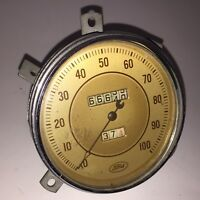 1936 Ford V8 Speedometer 1935 50184 Original speedo flathead Stock or Hot Rod