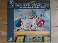 Mozart-6 Sonaten für Cembalo und FlöteVeyron-Lacroix, Rampal