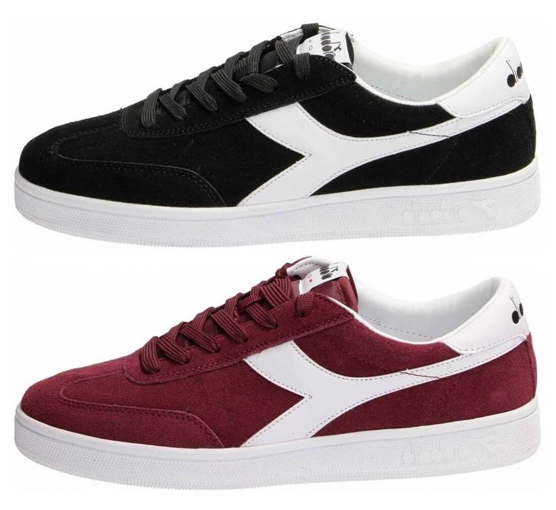 Diadora Field Sports shoes Man Casual Suede Sneakers Running Gym