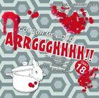 Colour Me Good Arrggghhhh!!: Horror Movie Colouring-Book by Mel Elliott (Paperback, 2014)