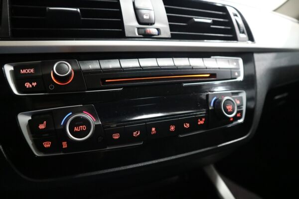 BMW 118d 2,0  billede 10