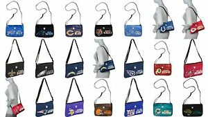 NFL-Officially-Licensed-Cocktail-Jersey-Mini-Purse-Handbag-Choose-Your-Team