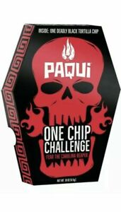 Paqui Carolina Reaper Madness One Chip Challenge Tortilla Chip - 16oz
