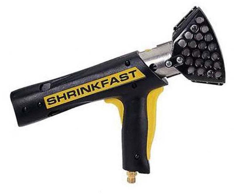 Boat Popane Gun Marine Construction Shrink Wrap Shrinkfast 998 Heat Gun