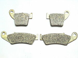 Front-Rear-Brake-Pads-For-Honda-CRF-450-R-CRF450-CRF450R-BRAKES-2002-2003-RE