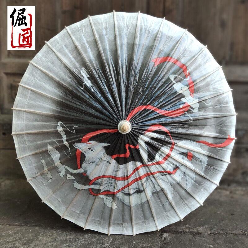 Chinese Rainproof Oil Paper Umbrella Wedding Art Decoration Parasols Collection