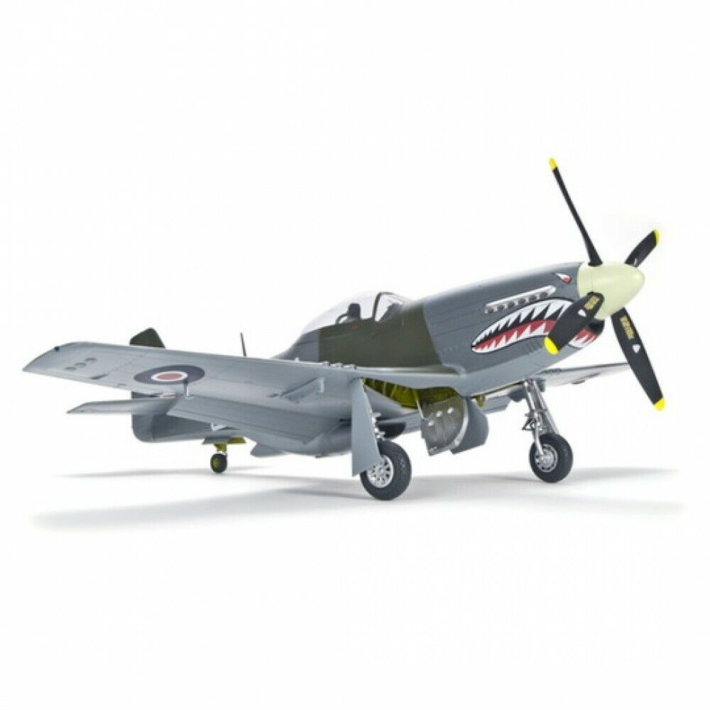 VOLKS SWS Super Wing Series 1 32 MUSTANG IV P-51D K Plastic Scale Model Hobby