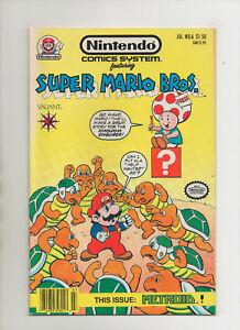 Nintendo-Comics-System-6-Super-Mario-Bros-Grade-8-0-1991