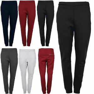 Mens-Back-Zip-Side-Pockets-Drop-Crotch-Skinny-Slim-Pants-Joggers-Trouser-Bottoms