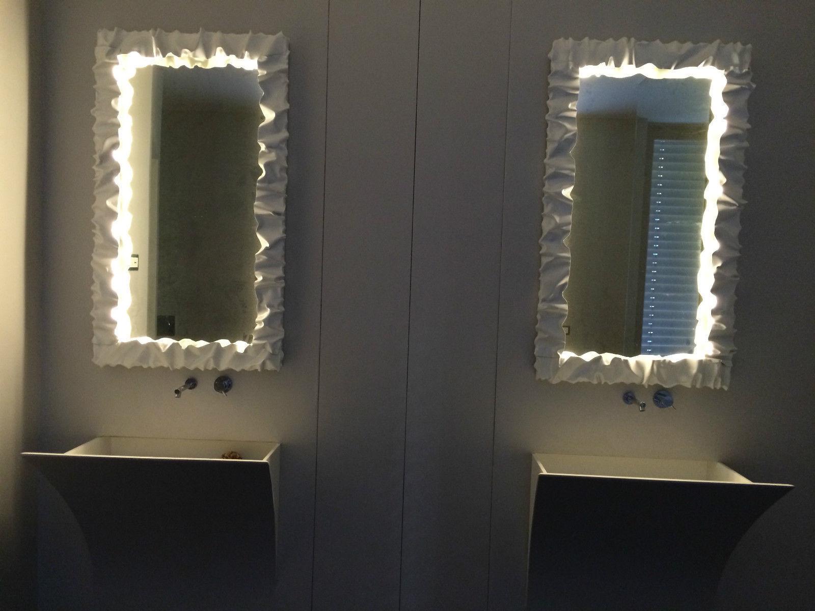 CADRE Fer Forgè Miroir Photo . avec avec avec ou sans LED . Créations personnalisées . 850   Attrayant Et Durable  0c55cf