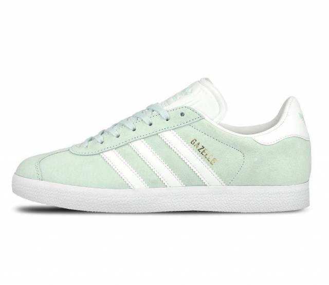 adidas originals gazelle bb5473 baskets vert