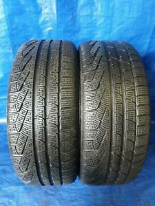 Pneus-hiver-pneus-245-45-r18-100-V-Pirelli-Sottozero-Hiver-240-Runflat-7-mm