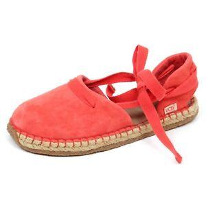 09ec84193e3615 E5660 (WITHOUT BOX) espadrillas bimba corallo UGG scarpe shoe sandal ...