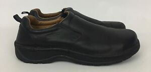 Men-039-s-Red-Wing-6700-StitchMax-Aluminum-Toe-SD-Slip-On-Safety-Shoes-Size-11-EE