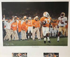 Doug Hess Championship Destiny Peerless Price Tennessee Vols Football Ebay
