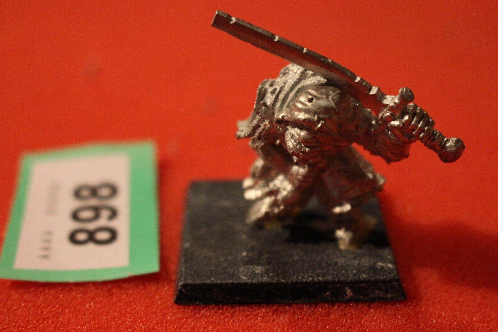 Citadel C23 Warhammer Giant Ogre Bounty Hunter Games Workshop Metal Fantasy