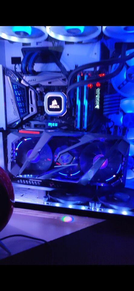 I9 9900k + Msi Z390 Godlike, Msi, I9 9900k - Z390 Godlike