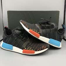 item 3 Adidas NMD R1 Rainbow Black White Blue Red Orange Yellow BB4296 Size  10 Yeezy -Adidas NMD R1 Rainbow Black White Blue Red Orange Yellow BB4296  Size ... 0a39be53c