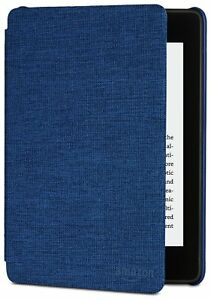 Amazon Kindle Paperwhite 6 Inch Fabric Tablet Case Blue Ebay