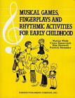 Musical Game, Fingerplays, and Rhythmic Activities for Early Childhood FNGRP by Arthur G. Wirth (Paperback, 1983)