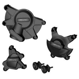 GBRacing-Yamaha-R1-YZF-R1-09-14-curvato-Protettore-Set-Crash-PROTEZIONE-BUNDLE