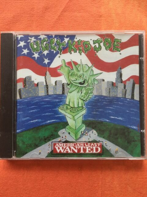 "CD ""America's least wanted"" von Ugly Kid Joe"