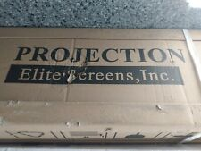 Elite Screens Te110hw2 110169 Premium Tensioned Electric Projection Screen