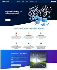 Website Seo Marketing Services Provider Website Business In A Box