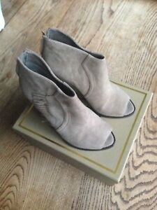 Lynx Ash Boots Taille Neuves Velours Taupe Bis 37 w4nTHPCq
