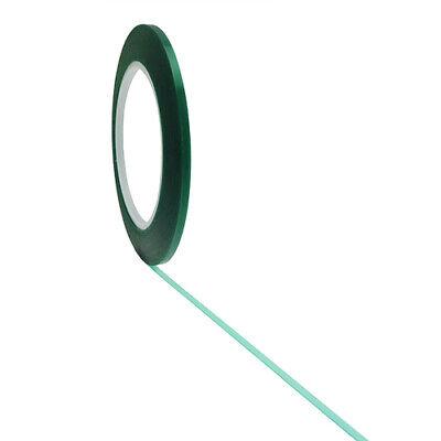 VERDE in poliestere ad alta temperatura Nastro Adesivo 88.9mm x 66m Nastro Verde rivestimento di polvere