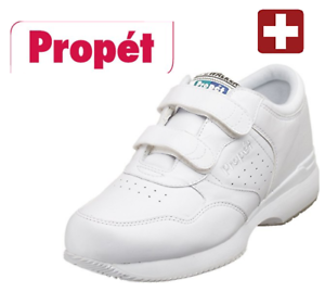 Propet Mens Extra Wide Leather Walking