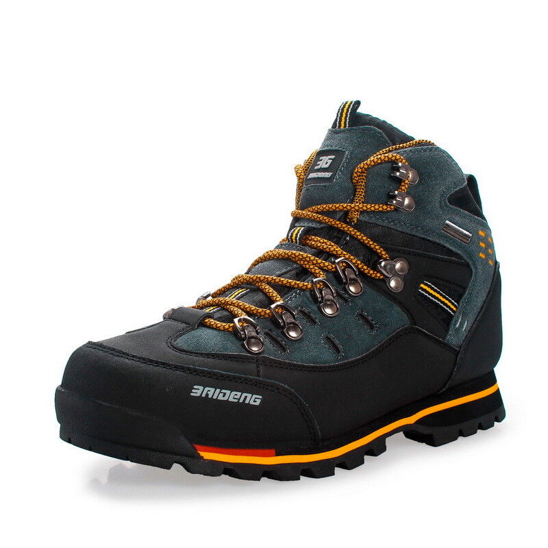 Men's Hiking High Top Fashion Outdoor Trekking Sneakers Mountain Climbing  shoes  best offer