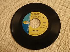TERRY BER  HEY THAT'S NO WAY TO SAY GOODBYE/COME ON OVER  WORLD PACIFIC 77892