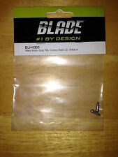 BLADE E-FLITE 450X MAIN ROTOR GRIP CONTROL BALLS X2 (BLH4303) -- NEW IN PACKAGE