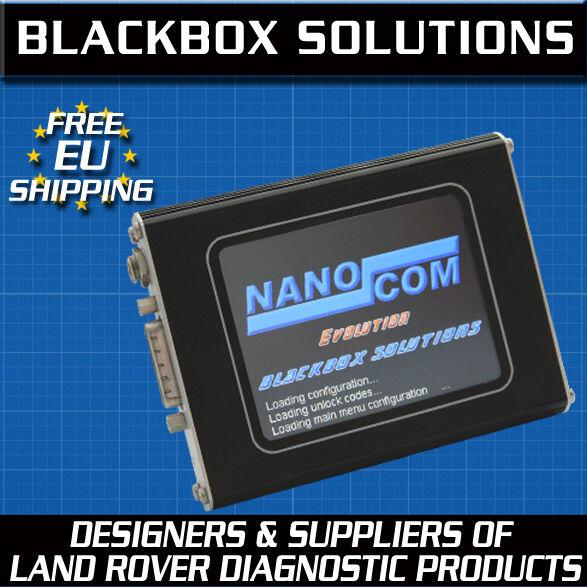 Nanocom Evolution Range Rover P38 Gems Diagnostics (NCOM05)