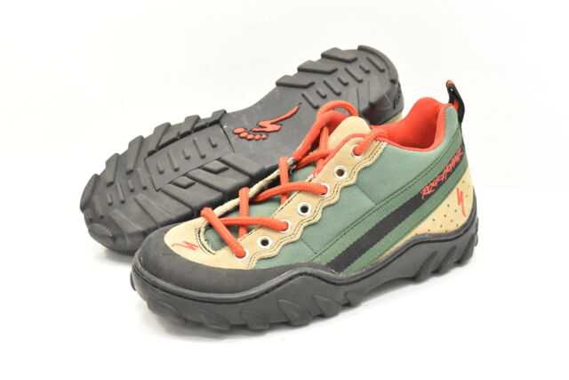 Specialized Rockhopper MTB Shoes EU 39 US Men's 7 Brown/Green CLOSEOUT