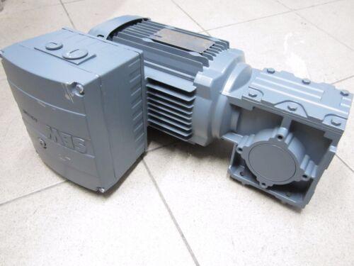 Lagerspuren SEW Getriebemotor 0,75kw 140 U//min mit AS-Interface Movi-Switch
