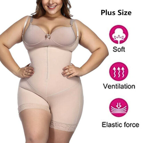 Fajas Colombianas Body Shaper Reductoras Levanta Cola Post Surgery Shapewear US