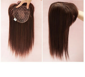 14 inch synthetic hair extensions clip in hair topper mono image is loading 14 inch synthetic hair extensions clip in hair pmusecretfo Image collections