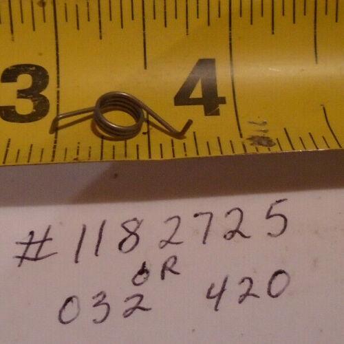 BAIL ARM new parts SPRING                   P0044,45,46 Penn reel