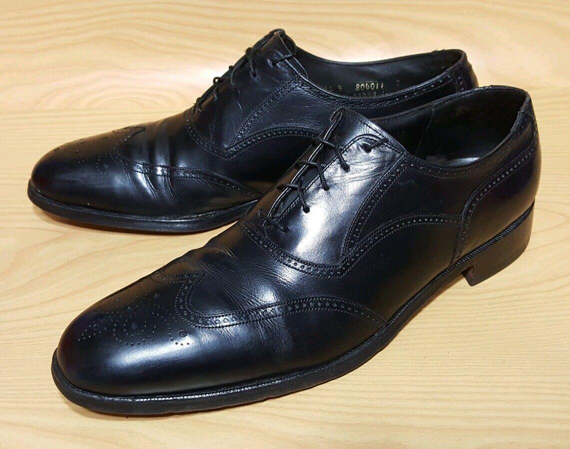 Florsheim Royal Imperial Wing Tip Brogue Oxfords Mens Dress shoes 12 B