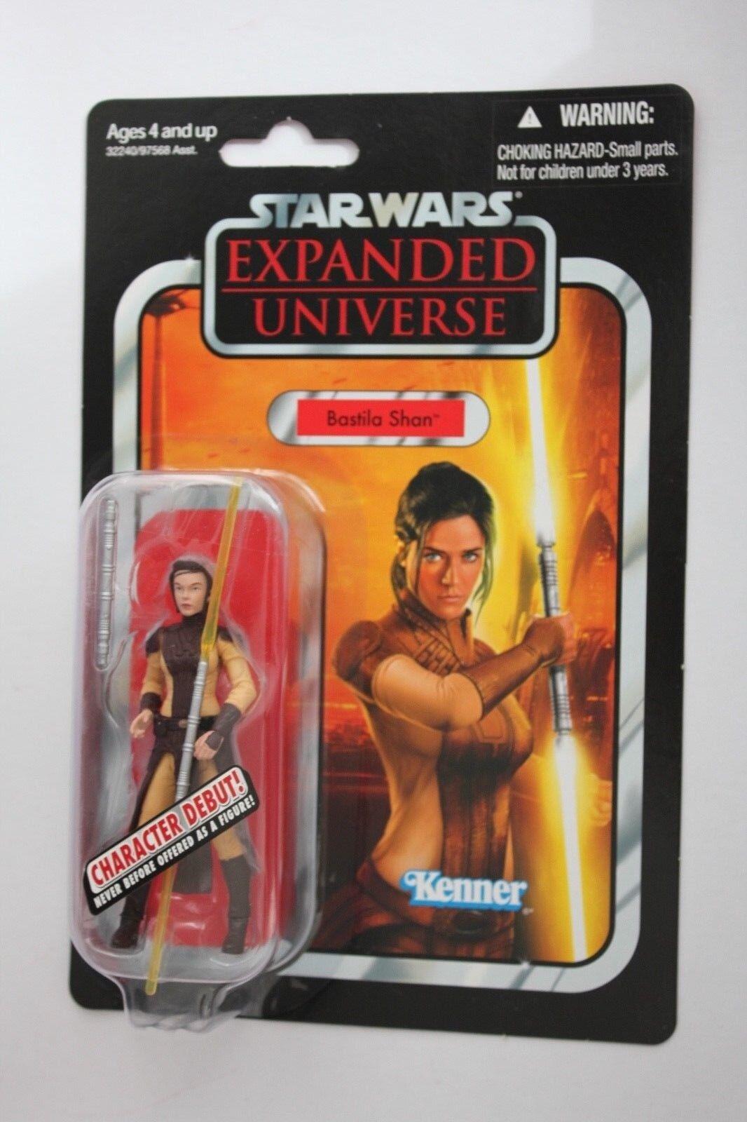 STAR WARS VINTAGE COLLECTION BASTILA SHAN (EXPANDED UNIVERSE) VC69