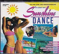 Sunshine Dance (1991, Arcade) Righeira, Silver Pozzoli, Azoto, Fun Fun,.. [2 CD]