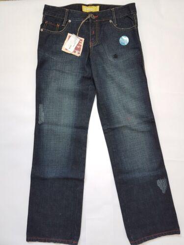 Billabong Donna KALU Jeans --- Nuovo di Zecca ERA £ 45