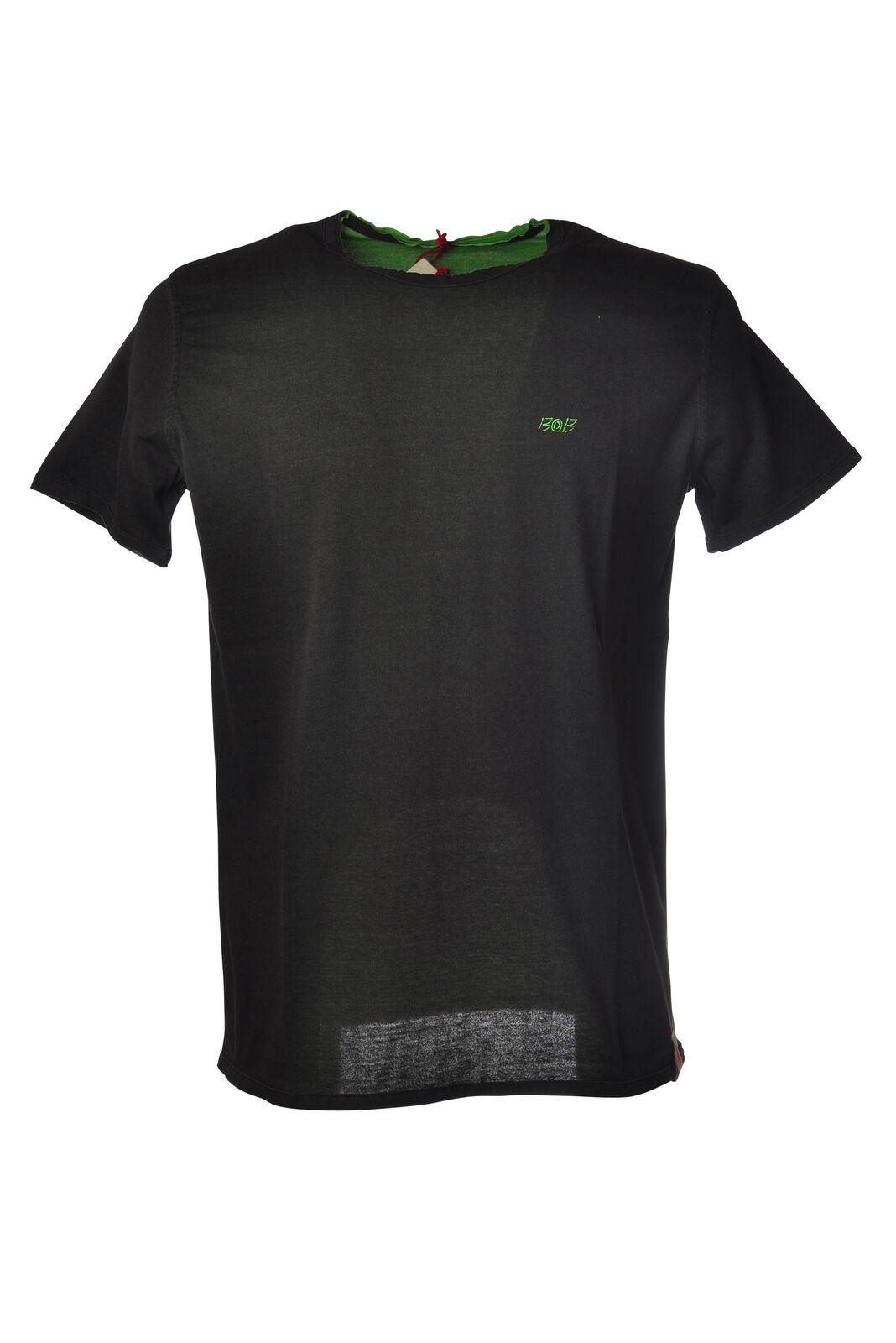 Bob - Topwear-T-shirts - Mann - grey - 5268325E184309