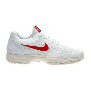 Détails sur NikeCourt Zoom Cage 3 RAFA NADAL Homme Chaussures De Tennis UK 6.5 EU 40.5 US 7.5 afficher le titre d'origine
